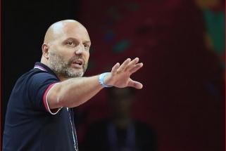 """Drama baigėsi – iš """"Virtus"""" atleistas Džordževičius lieka dirbti Bolonijoje"""