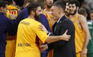 """""""Barcelona"""" rinkimų favoritas ketina paaukštinti Jasikevičiaus bičiulį (Šaras pasitiko žalgiriečius)"""