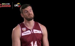 D.Lavrinovičius: apie NBA komandų pasiūlymus, žaidimą rinktinėje ir karjeros pabaigą