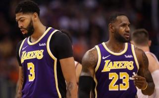 """S.A.Smithas: pergyvenu dėl """"Lakers"""", pirmoji vieta konferencijoje nieko nereiškia"""