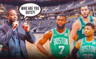 """Wade'as: """"Celtics"""" neturi savo veido"""