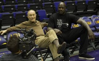 Sh.O'Nealas: 13-os mano ūgis buvo 205 cm, treneris Brownas paklausė, kiek laiko tarnauju armijoje