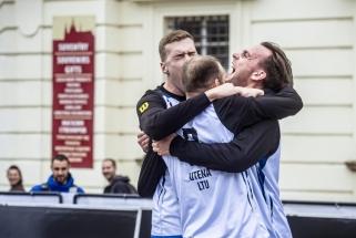 Marijampolės, Šakių ir Utenos komandos solidžiai pasirodė 3x3 turnyre Prahoje