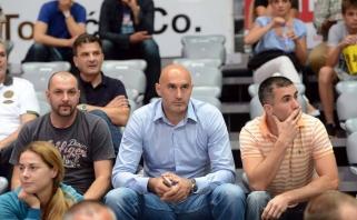 """""""Neptūno"""" trenerių štabą papildęs J. Žuža davė pažadą klaipėdiečiams (interviu)"""