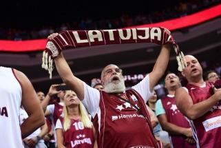 Į šį nepatekusi Latvija nori surengti kitą Europos čempionatą