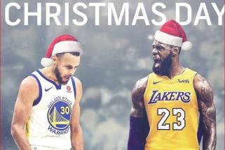 """Bilietai į """"Warriors"""" - """"Lakers"""" rungtynes - brangiausi per visą NBA kalėdinių mačų istoriją"""