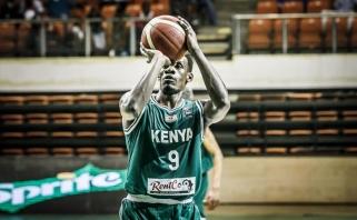 Istorinis Kenijos sugrįžimas į Afrikos čempionatą: metimas paskutinę sekundę ir trenerė moteris