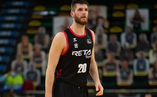 Lietuviškoji Bilbao komanda per pratęsimą atsispyrė nuo ACB lygos dugno