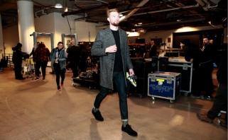 """Akibrokštas: Sabonis – paliktas už NBA """"Visų žvaigždžių"""" rungtynių borto"""