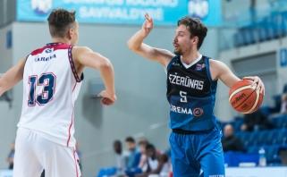 D.Zupkauskas: apie buvusį komandos draugą Sabonį ir sugrįžimą į Lietuvą