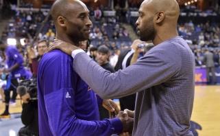 V.Carteris: apie lemtingą pokalbį su Kobe ir kodėl nesiekė pereiti į dėl titulo kovojančias komandas