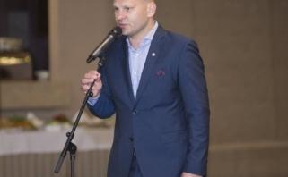"""""""Lietkabelio"""" direktorius turnyre JAV žvalgėsi potencialių kandidatų"""