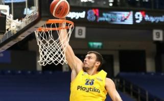 """Prieš dvigubą Eurolygos savaitę """"Maccabi"""" patyrė nesėkmę Izraelyje"""