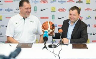 """""""TonyBet"""" ir toliau rems Lietuvos krepšinio federaciją"""