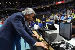 """""""Barcelonos"""" treneris Pešičius: NBA nėra krepšinis"""