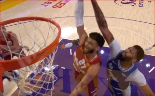 Monstriški Murray'aus ir Greeno skrydžiai – gražiausi NBA nakties momentai