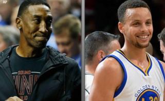 S.Pippenas: kito tokio, kaip S.Curry, mes neišvysime niekada