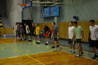Naujovėms krepšinio teisėjai rengėsi drauge su treneriais
