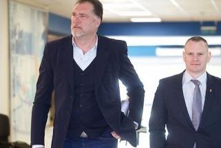 Dėl rinktinės trenerio skyrimo klausimo LKF atsitvėrė tylos siena