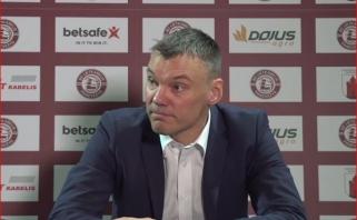 LKL apžvalga: saldūs revanšai ir auklėtinių žaidimu nepatenkintas Š.Jasikevičius