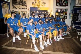 """""""Maccabi"""" strategas: labai patenkintas sudėties sustiprinimu, esame nusiteikę ambicingai"""