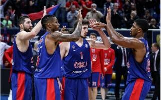 """Rusijos milžinų dvikovoje - CSKA pergalė prieš """"Chimki"""""""
