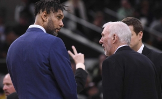 """""""Spurs"""" legenda T.Duncanas traukiasi iš trenerių štabo"""