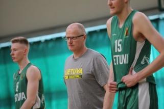 Jaunimo rinktinė pasiruošimą Europos čempionatui pradės turnyre Kinijoje