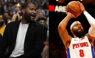 """""""Lakers"""" galutinai nutarė atsisveikinti su D.Cousinsu ir pasikviesti """"Pistons"""" puolėją"""