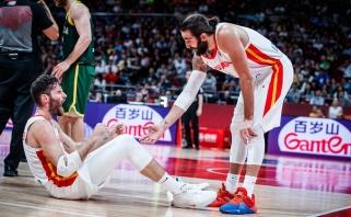 Ispanai laimėjo trilerį su dviem pratęsimais ir po 13-os metų pertraukos žais finale