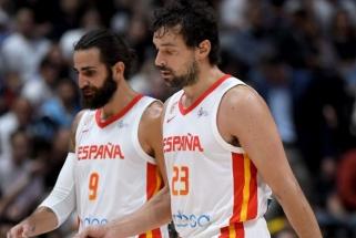 Ispanai paskelbė galutinį rinktinės dvyliktuką