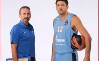 """""""Zenit""""mače su """"Pao"""" versis be kapitono (J.Plazos komentaras apie varžovus)"""