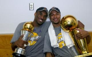 """D.Fisheris: 2008-2009 metų sezono """"Lakers"""" būtų viena geriausių komandų šiuolaikinėje NBA"""