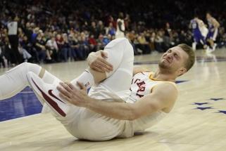 NBA: skausminga D.Sabonio trauma ir nesulaikomas J.Valančiūnas (rezultatai, video)