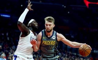 """""""NBA 2k"""" turnyre dalyvaus ir D.Sabonis, aštuntfinalio varžovas - """"Clippers"""" aukštaūgis"""
