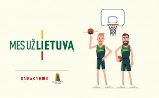 """Mobilioji aplikacija: pasaulio čempionatui skirtas naujas žaidimas """"Mes už Lietuvą"""""""
