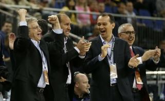 """""""Olympiakos"""" savininkai laukia """"Europos krepšinio istorijos lūžio"""""""