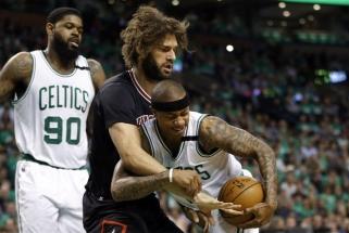 """Rytų konferencijos nugalėtojai """"Celtics"""" - labai nepavydėtinoje situacijoje"""
