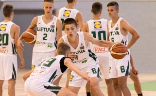 """""""Talentų kartos"""" projekto dalyviai sezoną pabaigs tarptautiniu turnyru Estijoje"""