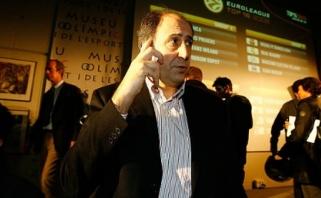 """""""Baskonia"""" prezidentas: turime susitaikyti su mintimi, kad iki 2021 metų žaisime be žiūrovų"""