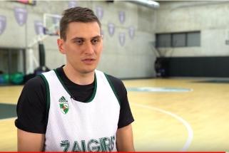 """Reportažas apie vieną """"Žalgirio"""" lyderių E.Ulanovą: geras žaidimas ateina su patirtimi"""