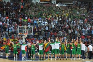 Kleiza apie 2010-ųjų bronzą: žaidėme naujovišką krepšinį, mus sustabdyti buvo sunku