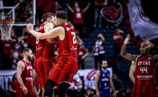"""""""Rytas"""" nukovė FIBA Čempionų lygos laimėtoją (Žibėno, Normanto, Tabako komentarai)"""
