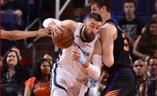 Žadą atimantis Valančiūno rekordas: lietuvis užfiksavo NBA šiame sezone nematytą statistiką