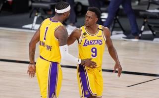 """Rondo ir Ibaka turi naujus klubus, """"Lakers"""" išsaugojo vieną lyderių, Melo lieka Portlande"""