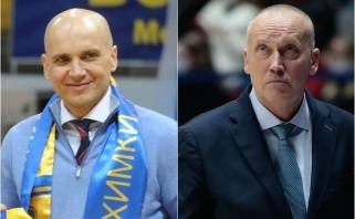 """""""Chimki"""" prezidentas sezoną vadina siaubingu, bet atleisti Kurtinaičio neketina"""