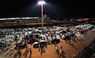 """""""Žalgirio"""" sirgaliams – galimybė įsigyti parkavimą renginių metu"""