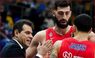 Gomelskis – apie Jamesą: nežinau, ką CSKA darys su šiuo pasyvu