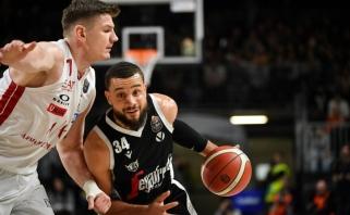 Italijos krepšinio federacija dėl koronaviruso laikinai stabdo visus čempionatus
