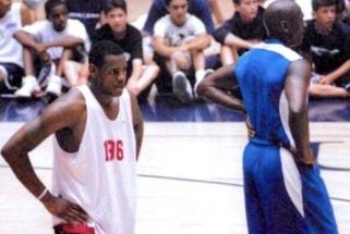 L.Jamesas: kai su Jordanu žaidėme vienoje komandoje, jis man buvo Juodasis Jėzus